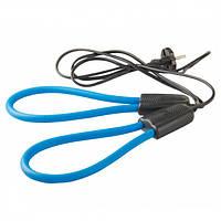 Электросушилка для обуви спиральная BSV синяя