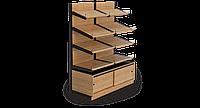 Хлебный стеллаж/витрина IGLOO HORNADA. Размеры в описании.