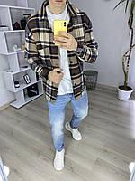 Рубашка мужская Фьюри Фланель