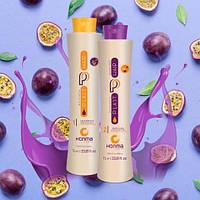 Биксипластия для волос Honma Tokyo Passion Fruit Маракуйя 2 X1000мл