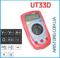 Мультиметр цифровой UT-33D