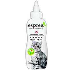 ESPREE Clean Ear Treatment  Очиститель ушей для кошек 118мл