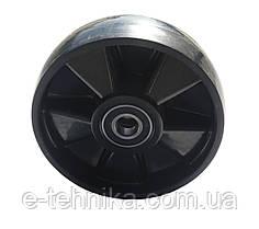 Колесо Vulkan 180x50 мм для штабелера, резиновое (Wheel 180*50 SYP-2016)