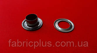 Блочка №4 темный никель (15*8*6) 2 детали