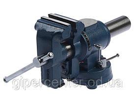 Тиски Vulkan M21-150 слесарные поворотные 150 мм