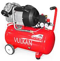 Компрессор воздушный VULKAN IBL 50V прямоприводный 2,2 кВт 50 л