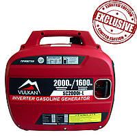Генератор инверторный бензиновый Vulkan SC2000i-L (34057)