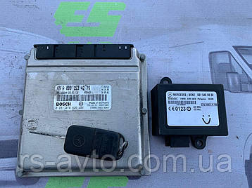 Блок управління двигуном Mercedes Sprinter 903 2.2 CDi A0001534279, фото 2