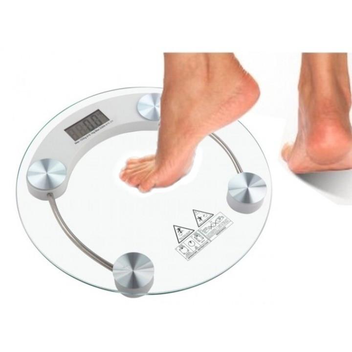 Весы напольные DOMOTEC (круглые) 2003 A