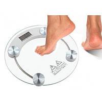 Весы напольные DOMOTEC (круглые) 2003 A, фото 1