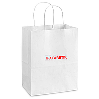 Печать на пакетах Крафт