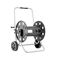 Тележка для поливочного шланга Claber Metal Profy 1/2-165м