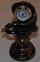 """Часы, статуэтка """"Скорпион"""" элегантный элемент для домашнего декора"""