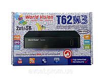 Цифровой эфирный ресивер World Vision T624M3