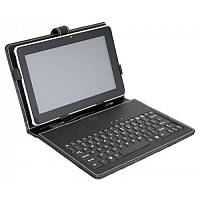 "Чехол клавиатура для планшета 8"" black micro USB"