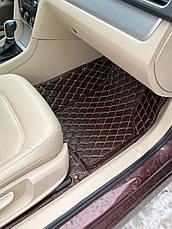 Комплект Килимків 3D Jaguar F Pace, фото 2