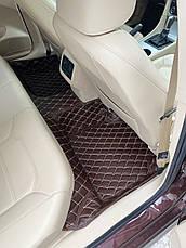 Комплект Килимків 3D Jaguar F Pace, фото 3