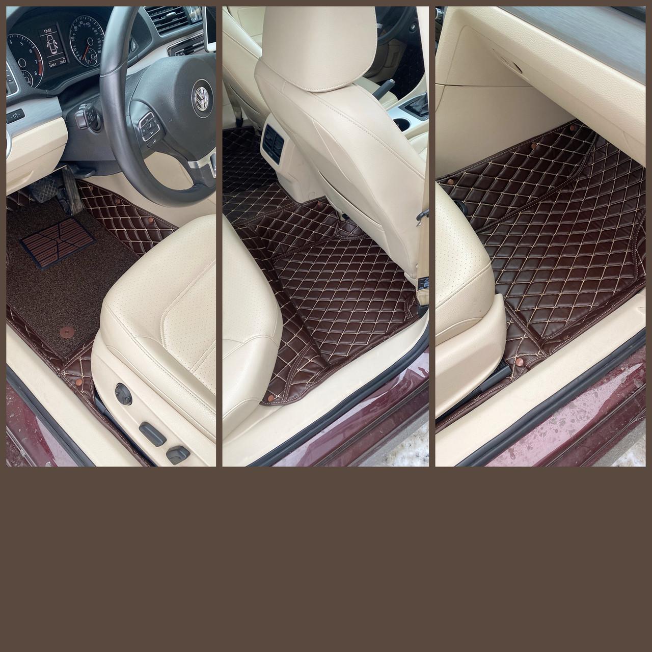 Комплект Килимків 3D Jaguar F Pace