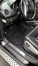 Комплект Килимків 3D Jaguar F-Type Coupe, фото 3