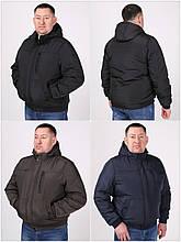 Чоловіча демісезонна куртка батал Norway 146