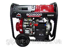 Генератор дизельный Vulkan SCD6000 (34409)
