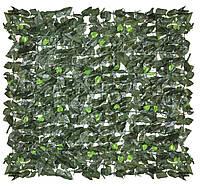 Декоративное зеленое рулонное покрытие Engard Молодая листва 100х300 см, фото 1