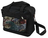 Розкладна господарська сумка Wallaby 20711, чорний, фото 1