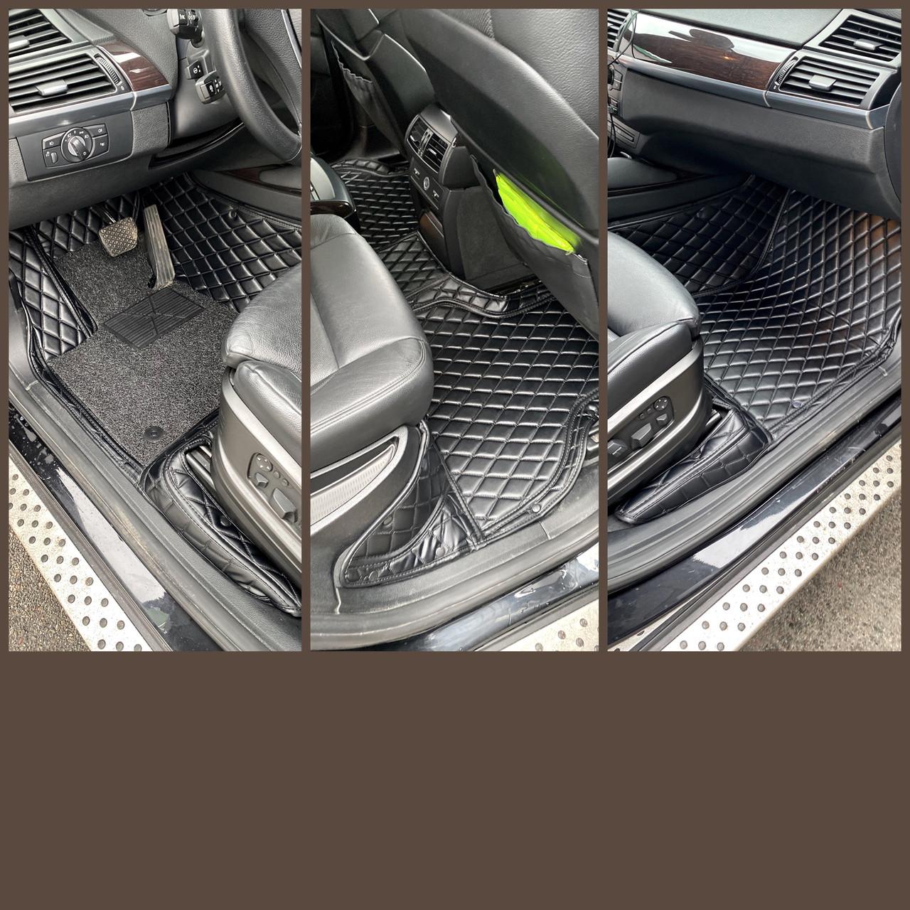 Комплект Килимків 3D Land Rover Freelander 2