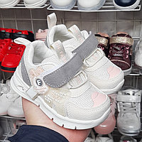 Детская обувь. Кроссовки для девочки весение лампочки 20 (13)21(13,5),22(14 см)