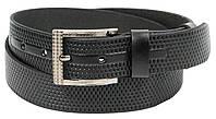 Ремень мужской кожаный для джинс Skipper 1293-38