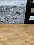 Мягкий пол-пазл, модульное напольное покрытие Розовое дерево 600*600*10мм, цена за 1шт, заказ от 6шт, фото 4