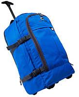 Сумка - рюкзак на колесах 45 L Corvet TB1505-71 синій, фото 1