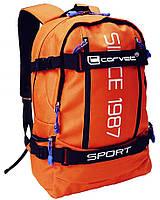 Городской рюкзак 26L Corvet, BP2099-98 оранжевый, фото 1