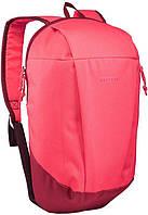 Рюкзак городской Quechua Arpenaz 10 л розовый, фото 1