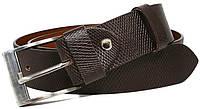 Ремень кожаный для джинс 4U Cavaldi PCS03BSS, 3,8 см