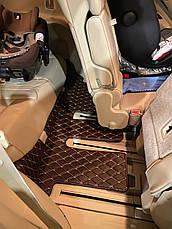 Комплект Килимків 3D Hyundai Santa Fe + Багажник, фото 2