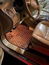 Комплект Килимків 3D Hyundai Santa Fe + Багажник, фото 3
