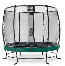 Батут EXIT Elegant Premium 253 cm green