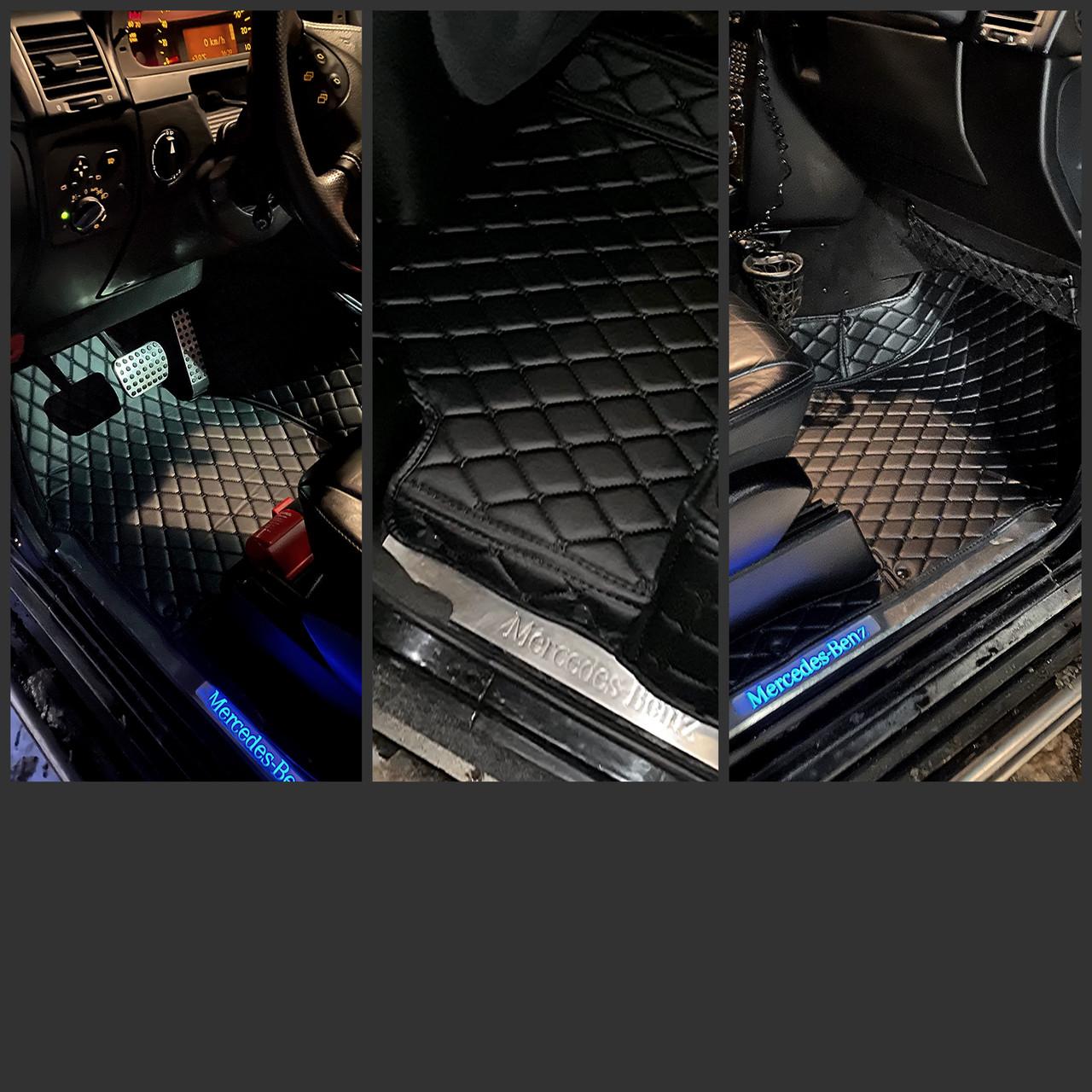 Комплект Килимків 3D Honda Accord 8 USA