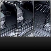 Комплект Ковриков 3D Toyota Sienna 8 мест