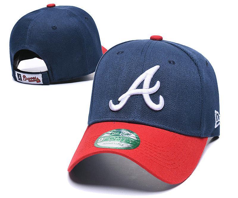 Бейсболка Atlanta Braves / CAP-403 (Реплика)
