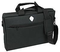 Сумка для ноутбука 15,6 дюймов Wallaby 10587 черная, фото 1