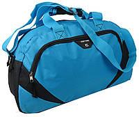 Спортивна сумка 24L Corvet блакитна з чорним, фото 1
