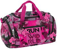 Женская сумка для фитнеса Paso 27L, BAA-019, фото 1