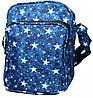 Наплечная тканевая сумка Loren 1963-9002-4