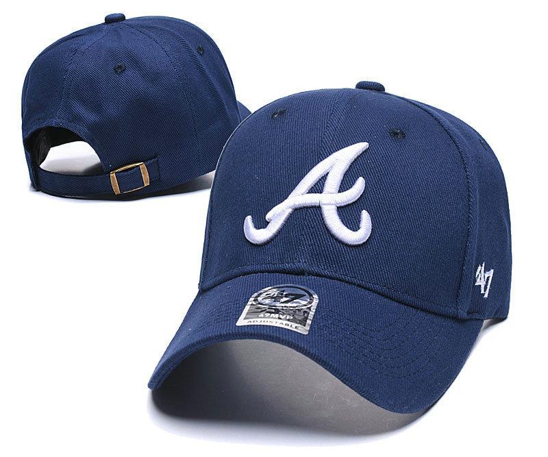 Бейсболка Atlanta Braves / CAP-404 (Реплика)