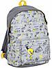 Молодежный рюкзак PASO 16L, LTT-A220 серый