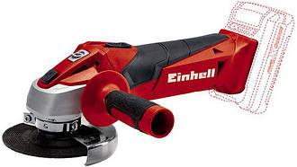 Кутова шліфувальна машина акумуляторна EINHELL TC-AG 18/115 Li - Solo (4431130)