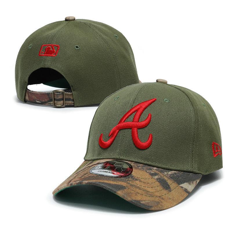 Бейсболка Atlanta Braves / CAP-405 (Реплика)
