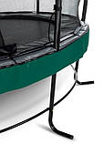 Батут EXIT Elegant Premium 253 cm green, фото 5